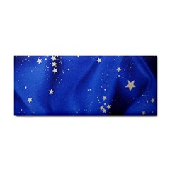 The Substance Blue Fabric Stars Cosmetic Storage Cases