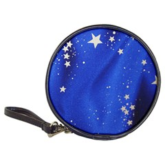 The Substance Blue Fabric Stars Classic 20 Cd Wallets