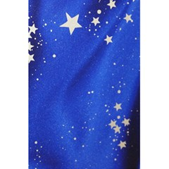 The Substance Blue Fabric Stars 5 5  X 8 5  Notebooks