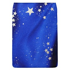 The Substance Blue Fabric Stars Flap Covers (l)