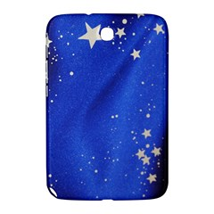 The Substance Blue Fabric Stars Samsung Galaxy Note 8 0 N5100 Hardshell Case