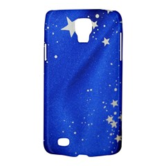 The Substance Blue Fabric Stars Galaxy S4 Active