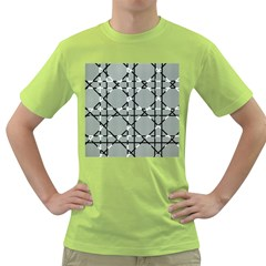 Texture Backgrounds Pictures Detail Green T-Shirt