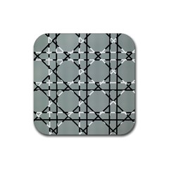 Texture Backgrounds Pictures Detail Rubber Square Coaster (4 pack)