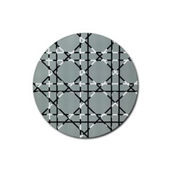 Texture Backgrounds Pictures Detail Rubber Round Coaster (4 pack)
