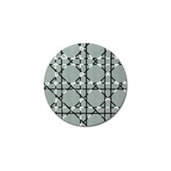 Texture Backgrounds Pictures Detail Golf Ball Marker (10 Pack)