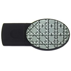 Texture Backgrounds Pictures Detail USB Flash Drive Oval (2 GB)