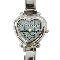 Texture Backgrounds Pictures Detail Heart Italian Charm Watch