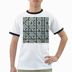 Texture Backgrounds Pictures Detail Ringer T Shirts