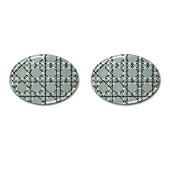 Texture Backgrounds Pictures Detail Cufflinks (oval)