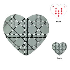 Texture Backgrounds Pictures Detail Playing Cards (Heart)