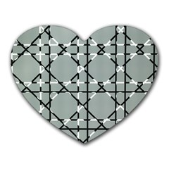 Texture Backgrounds Pictures Detail Heart Mousepads