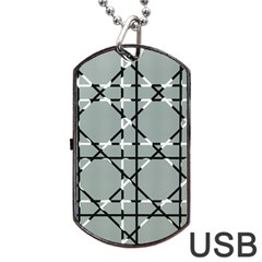 Texture Backgrounds Pictures Detail Dog Tag Usb Flash (two Sides)