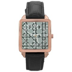 Texture Backgrounds Pictures Detail Rose Gold Leather Watch
