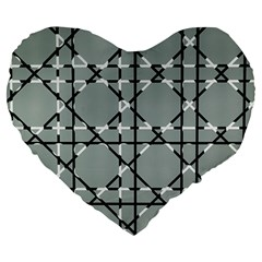 Texture Backgrounds Pictures Detail Large 19  Premium Flano Heart Shape Cushions