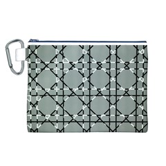 Texture Backgrounds Pictures Detail Canvas Cosmetic Bag (l)