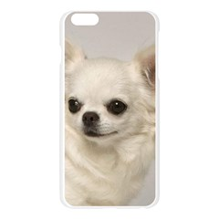 Chihuahua Apple Seamless iPhone 6 Plus/6S Plus Case (Transparent)