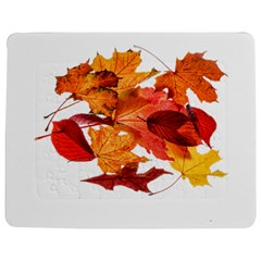 Autumn Leaves Leaf Transparent Jigsaw Puzzle Photo Stand (rectangular)