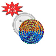 Background Color Game Pattern 1 75  Buttons (100 Pack)