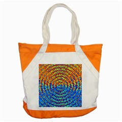 Background Color Game Pattern Accent Tote Bag