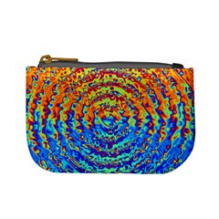Background Color Game Pattern Mini Coin Purses