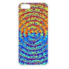 Background Color Game Pattern Apple Iphone 5 Seamless Case (white)