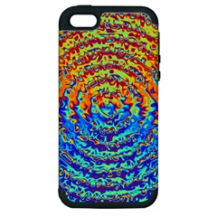 Background Color Game Pattern Apple Iphone 5 Hardshell Case (pc+silicone)
