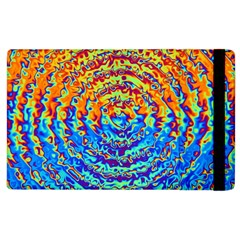 Background Color Game Pattern Apple Ipad 2 Flip Case