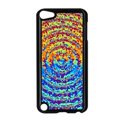Background Color Game Pattern Apple Ipod Touch 5 Case (black)