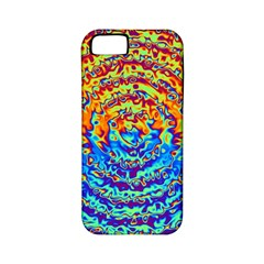 Background Color Game Pattern Apple Iphone 5 Classic Hardshell Case (pc+silicone)