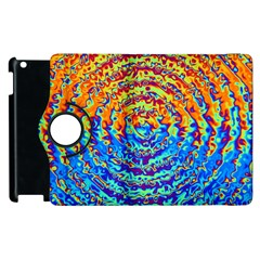 Background Color Game Pattern Apple Ipad 2 Flip 360 Case