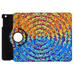 Background Color Game Pattern Apple Ipad Mini Flip 360 Case