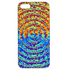 Background Color Game Pattern Apple Iphone 5 Hardshell Case With Stand
