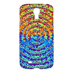 Background Color Game Pattern Samsung Galaxy S4 I9500/i9505 Hardshell Case