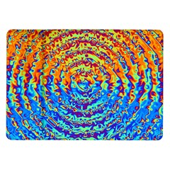 Background Color Game Pattern Samsung Galaxy Tab 10 1  P7500 Flip Case