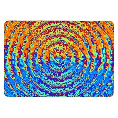 Background Color Game Pattern Samsung Galaxy Tab 8 9  P7300 Flip Case