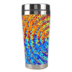 Background Color Game Pattern Stainless Steel Travel Tumblers