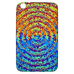 Background Color Game Pattern Samsung Galaxy Tab 3 (8 ) T3100 Hardshell Case
