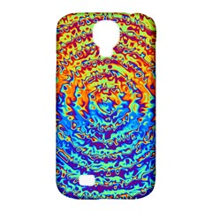 Background Color Game Pattern Samsung Galaxy S4 Classic Hardshell Case (pc+silicone)