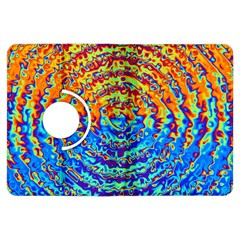 Background Color Game Pattern Kindle Fire Hdx Flip 360 Case