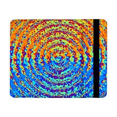 Background Color Game Pattern Samsung Galaxy Tab Pro 8 4  Flip Case