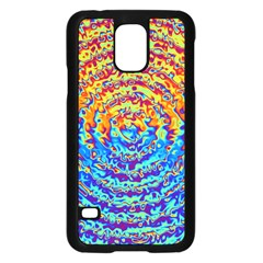 Background Color Game Pattern Samsung Galaxy S5 Case (black)