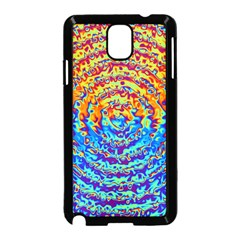 Background Color Game Pattern Samsung Galaxy Note 3 Neo Hardshell Case (black)