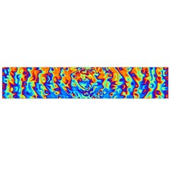 Background Color Game Pattern Flano Scarf (large)