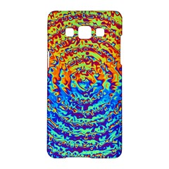 Background Color Game Pattern Samsung Galaxy A5 Hardshell Case