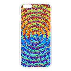 Background Color Game Pattern Apple Seamless iPhone 6 Plus/6S Plus Case (Transparent)