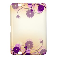 Background Floral Background Kindle Fire Hd 8 9