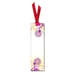 Background Floral Background Small Book Marks