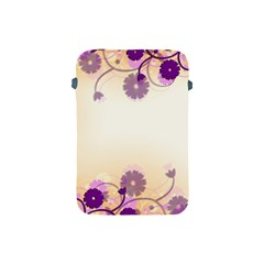 Background Floral Background Apple Ipad Mini Protective Soft Cases