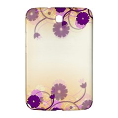 Background Floral Background Samsung Galaxy Note 8 0 N5100 Hardshell Case